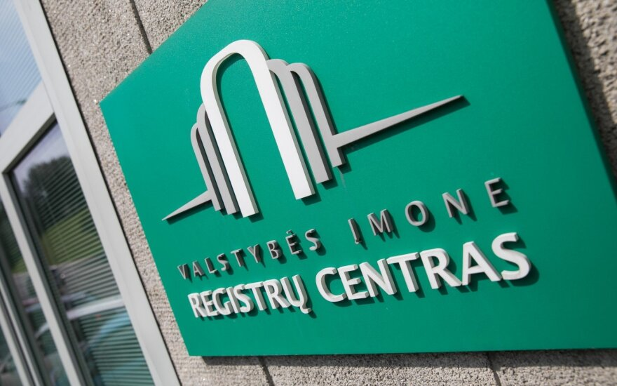 Atšaukta Registrų centro valdyba