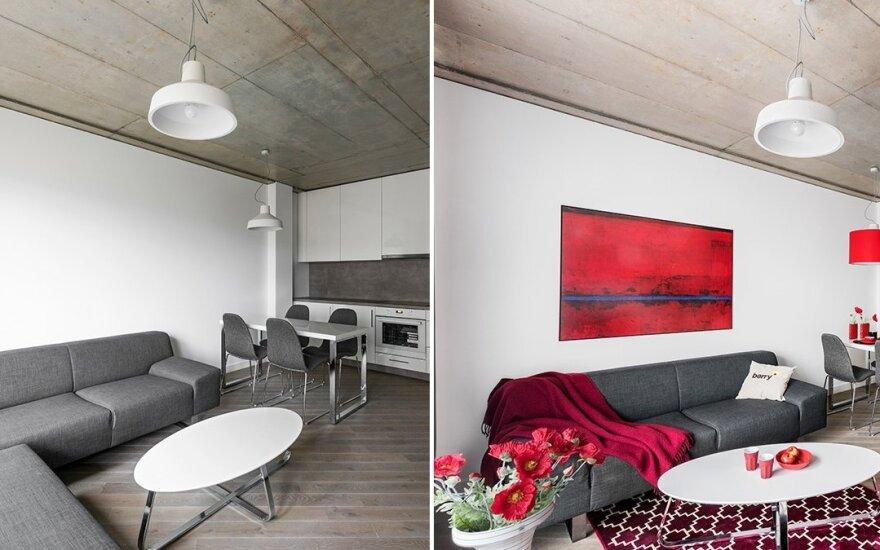 3 realūs butų interjerai Lietuvoje: prieš ir po namų aksesuarų