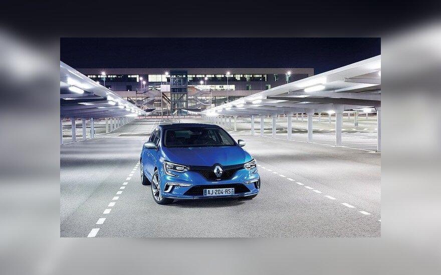 """""""Renault"""" naujienos"""