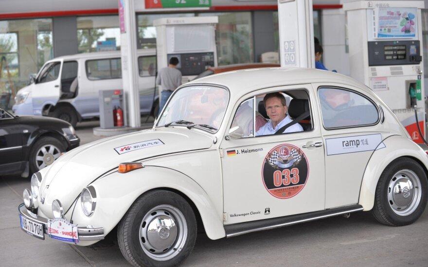 """Volkswagen Beetle"" arba ""vabalas"" (asociatyvi nuotr.)"