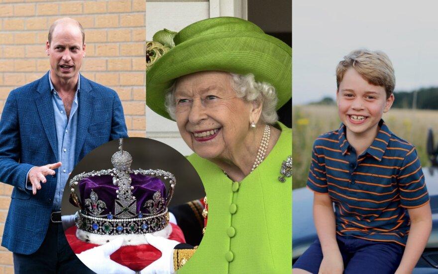 Karališkosios šeimos nariai