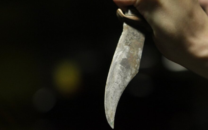 Globos namuose skerdynes surengusiam vyrui gresia kalėjimas iki gyvos galvos