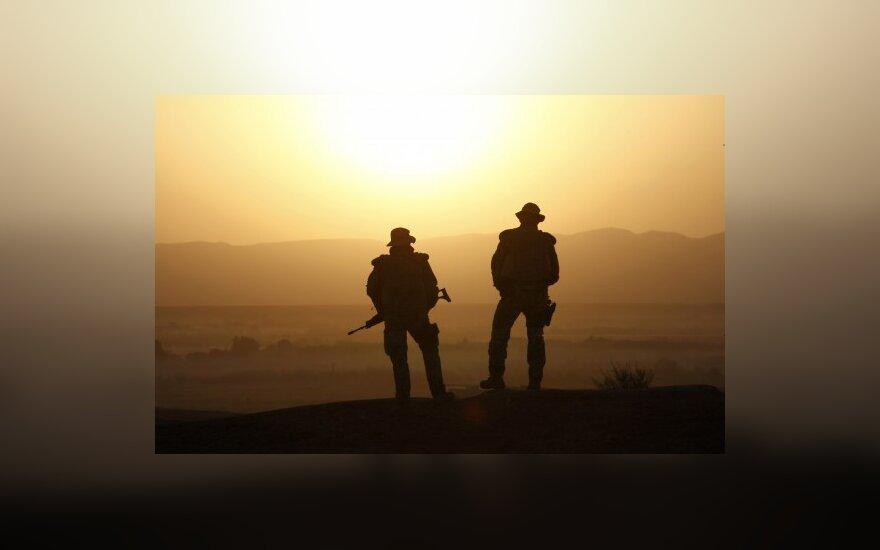 Afganistane žuvo estų karys