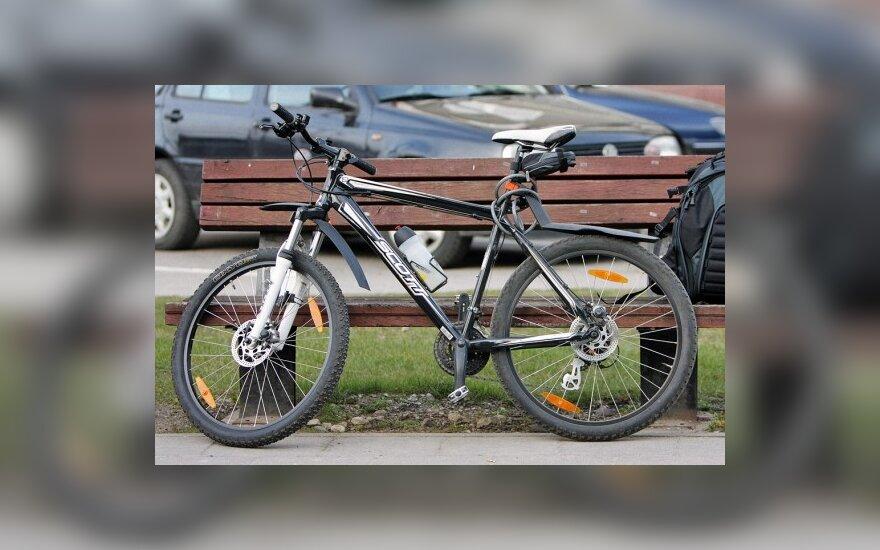 Rokiškio rajono policininkai persėda ant dviračių
