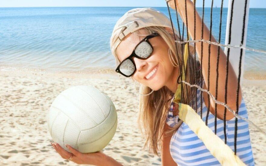 Kaip išlaikyti motyvaciją sportuoti vasaros metu?