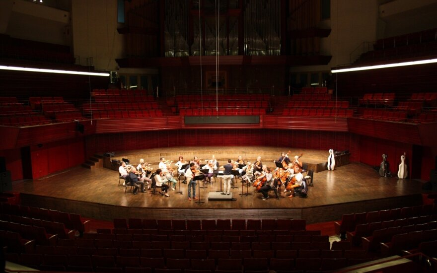 Lietuvos kamerinio orkestro gastrolės Kinijoje