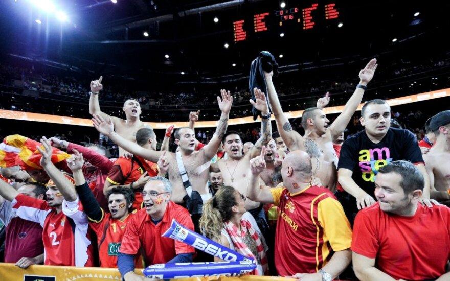 Makedonijos aistruoliai