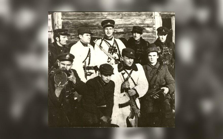Tauro apygardos partizanai, Genocido aukų muziejaus nuotr.