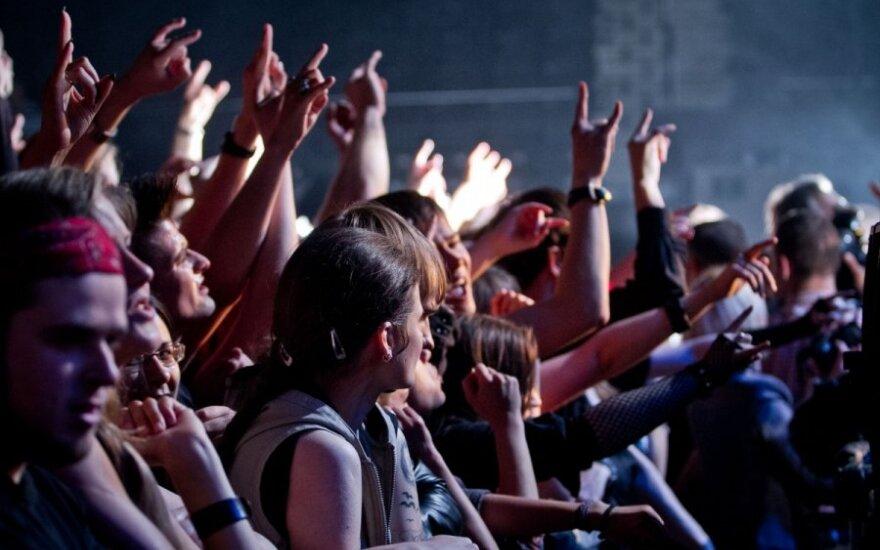 """Sunkiosios muzikos koncertas """"Swedish Empire Tour"""" įvyks be pagrindinių atlikėjų"""