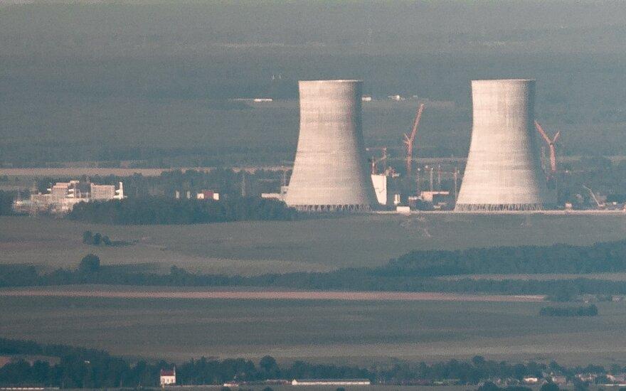 Ar į Lietuvą pateks Astravo elektra?
