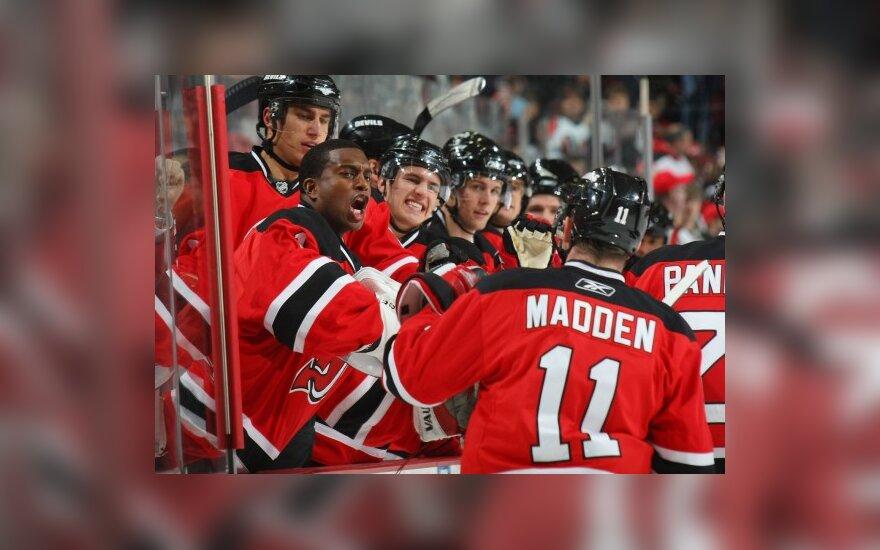 D.Zubraus komanda nugalėjo absoliutų NHL pirmenybių lyderį