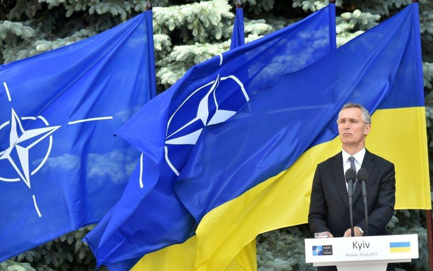 Ukraina siekia NATO narystės veiksmų plano