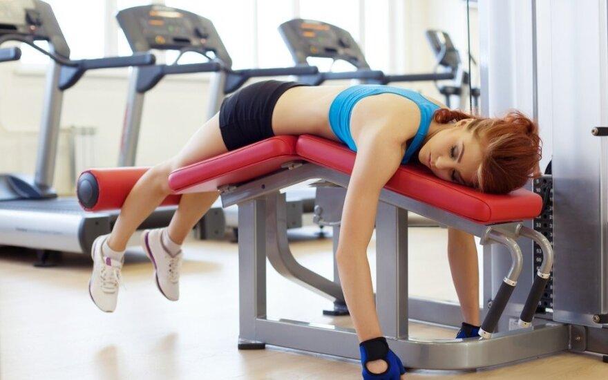 10 didžiausių klaidų, kurias daro sportuojantys žmonės