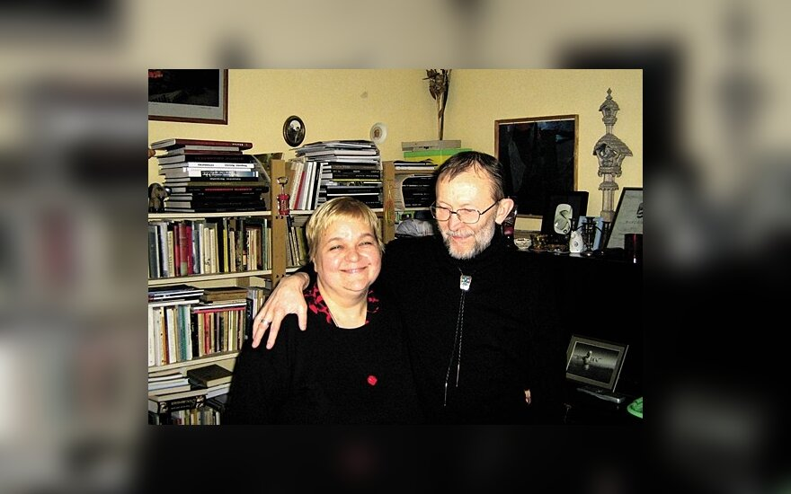 Dovilė Zelčiūtė ir Jurgis Gimberis