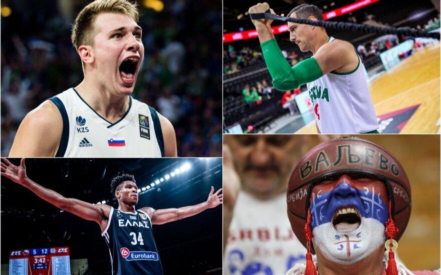 Lengva nebus: tarp Lietuvos konkurentų įšokti į olimpinį traukinį – ir serbai, ir graikai, ir slovėnai