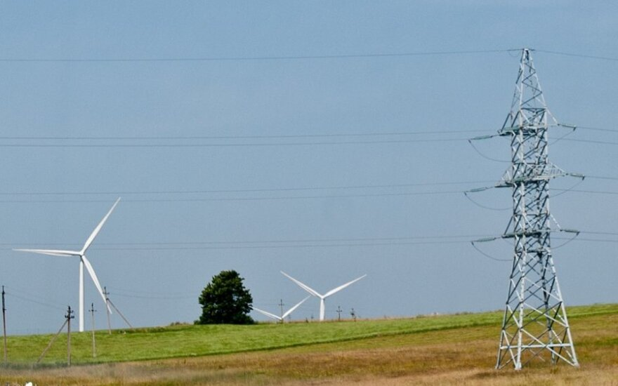 Lithuanian electric grid operator plans for greater use of wind power