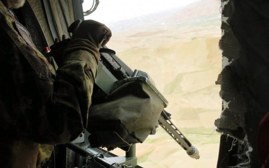 Į misiją Malyje išlydima šešta Lietuvos karių pamaina