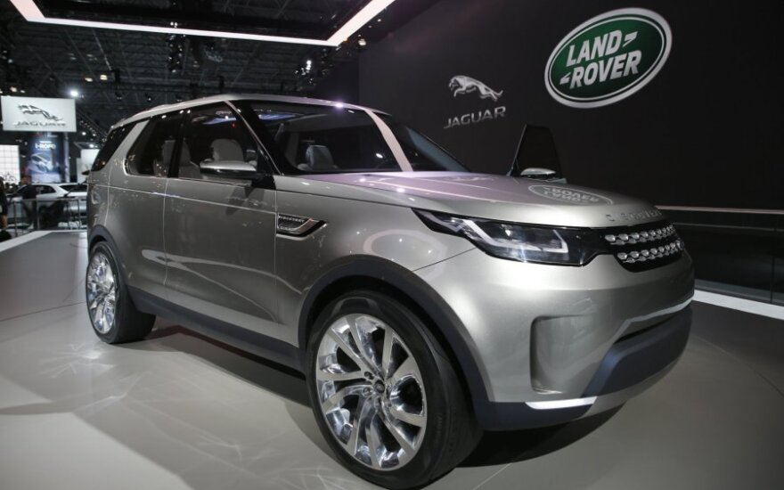"""Land Rover Discovery Vision"""