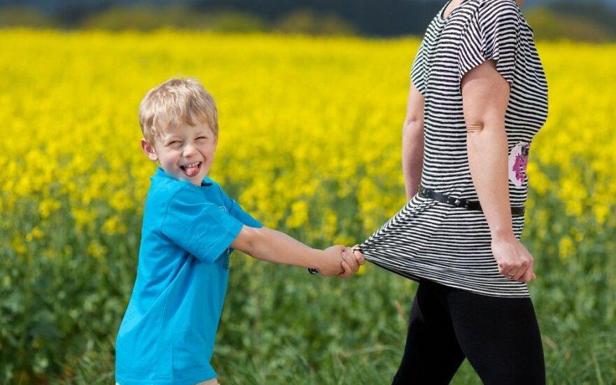 Mokslininkai: vaiko charakterį formuoja genai, o ne auklėjimas