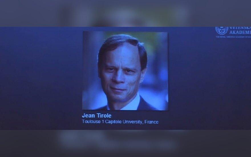 Jeanas Tirole