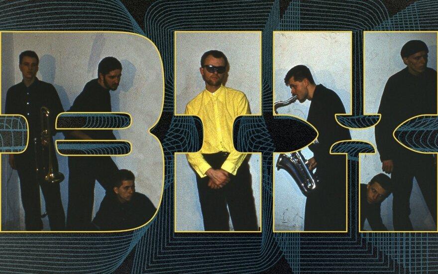"""BIX albumo """"Berlin `89"""" viršelis"""