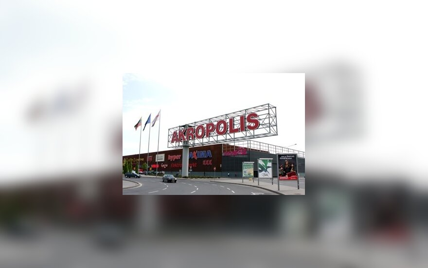 """Nuolaidų akcija """"Akropolių"""" pardavimus išaugino 2,5 karto"""