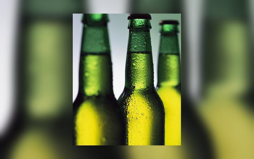 Alus, alkoholis, butelis