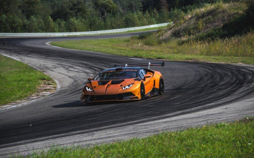 """""""Lamborghini Huracan Super Trofeo GT"""""""