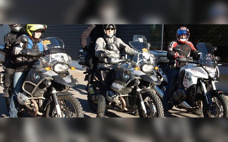 Mototurizmo ralis 2013