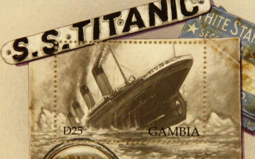 """Žymūs žmonės, per plauką išvengę """"Titaniko"""" katastrofos"""