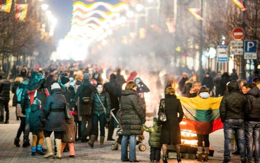 Lietuva minės Valstybės atkūrimo 96-ąsias metines