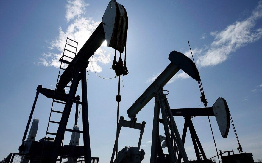 Naftos kaina smunka