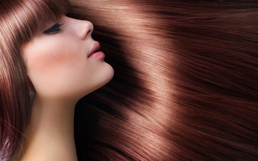 Netikėta: kuo naudingas plaukų plovimas obuolių actu