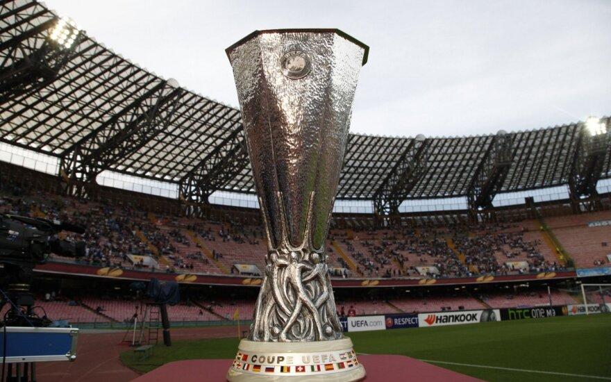 Europos lygos taurė