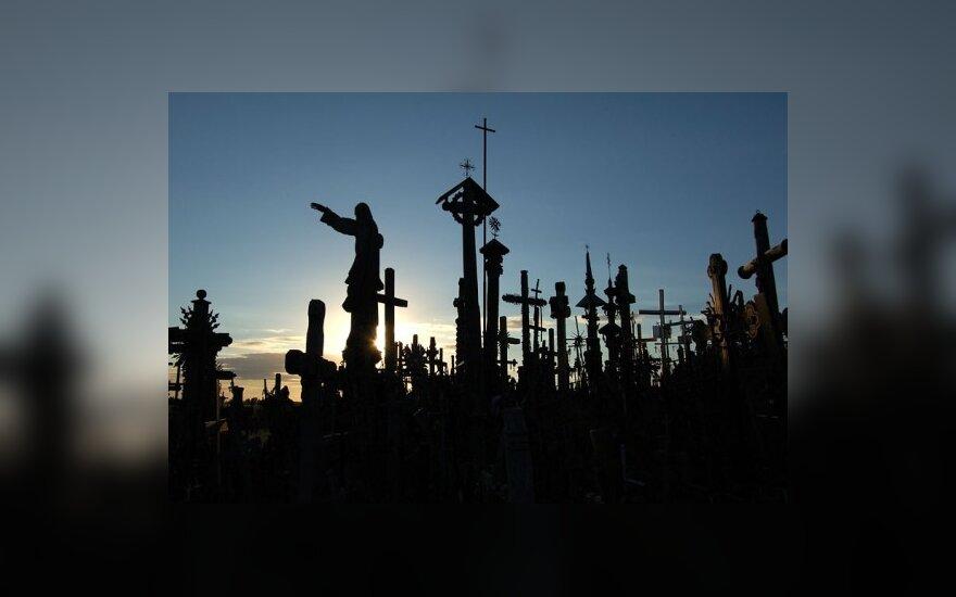 Kryžių kalne – tradiciniai atlaidai (atnaujinta)