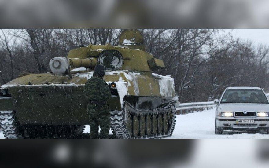 Rusija keičia taktiką?