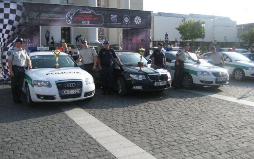 Policininkų ralis