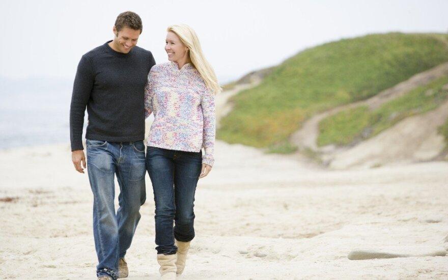 Ar tikrai pažįstate savo antrąją pusę: klausimai sutuoktiniui