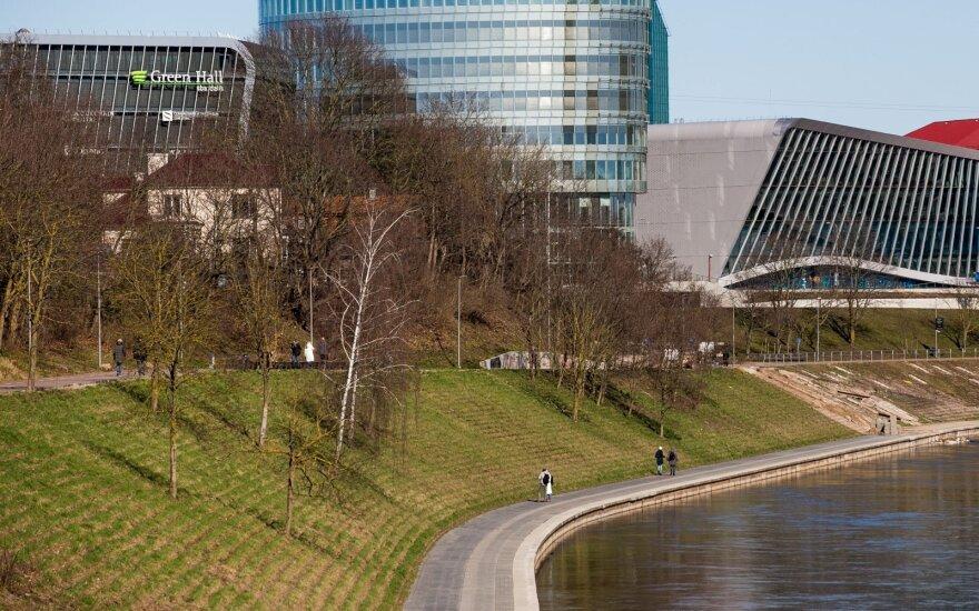 Pavasaris Vilniuje, 2020 m. kovas