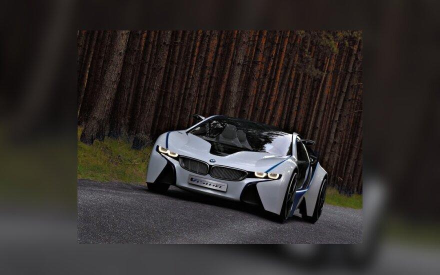 BMW Vision Efficient Dynamics koncepcija