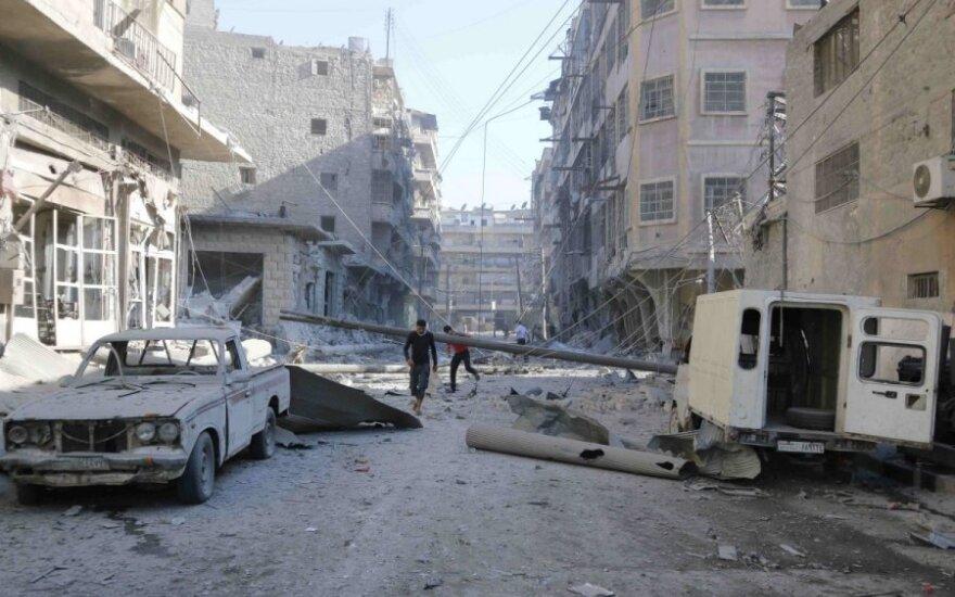 Sirijos pilietinis karas: naujos seno konflikto tendencijos