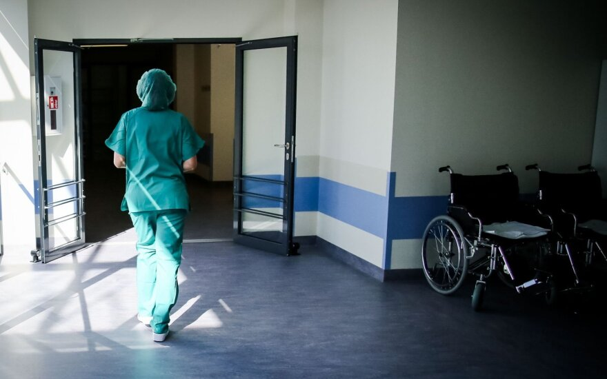 Kauno klinikinėje ligoninėje – mirtis nuo gripo