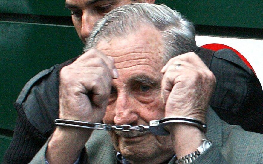 Kalėjime mirė buvęs Urugvajaus diktatorius G. Alvaresas