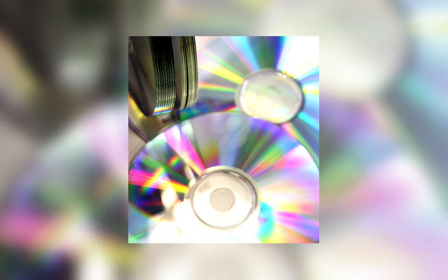 Kompaktinis diskas