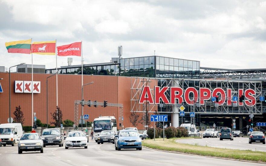 """Kauno """"Akropolis"""" pirmasis Kauno mieste gavo tarptautinį COVID-19 saugumo sertifikatą"""