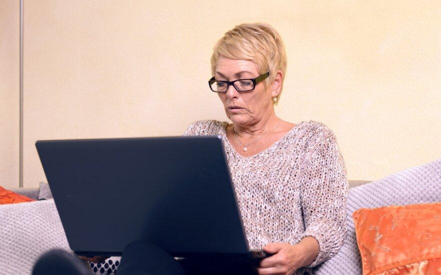 Perkant internetu pavojingiausi gali būti netikri skelbimai.