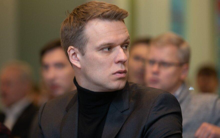 """Landsbergis įvertino krintančius """"valstiečių"""" reitingus: nesu orakulas, bet tai neatstatoma situacija"""