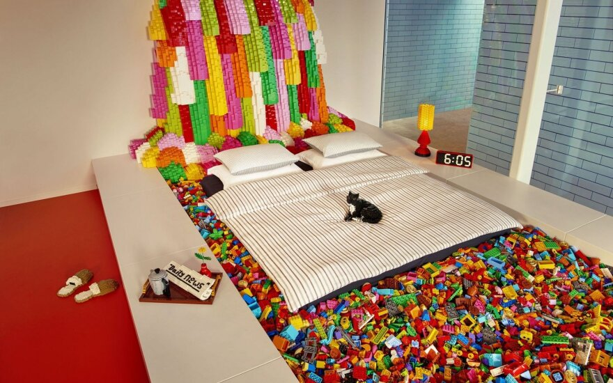 Lego apartamentai