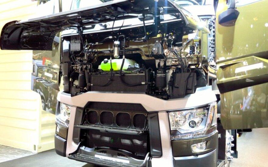 Renault Trucks renginys R/evolution