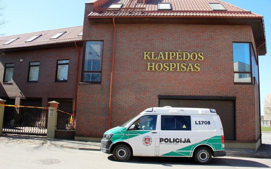 Klaipėdos prokurorai pradėjo ikiteisminį tyrimą dėl Klaipėdos hospiso